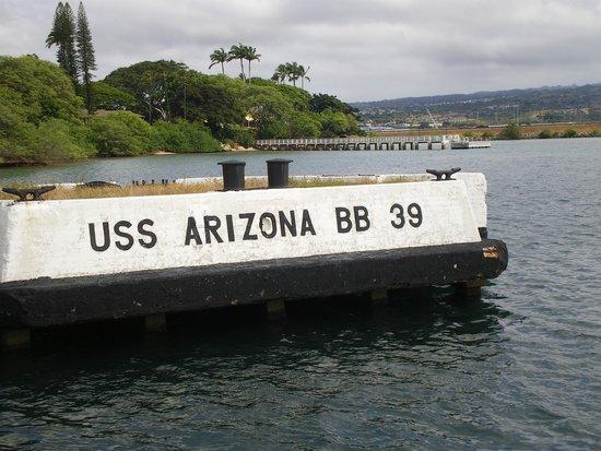 USS Arizona Memorial: Berthing Station