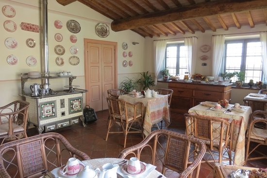 Borgo Argenina: BREAKFAST ROOM