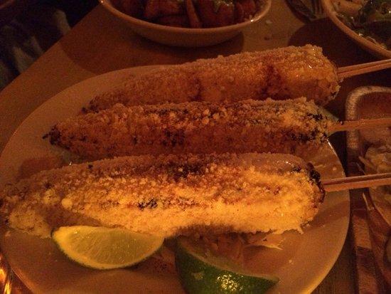 La Esquina : Corn!!