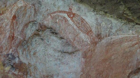 Ubirr: Rock art