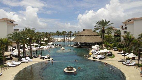 Cabo Azul Resort: resort view