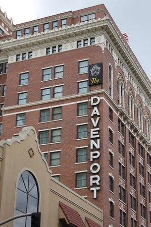 The Historic Davenport, Autograph Collection: the Davenport