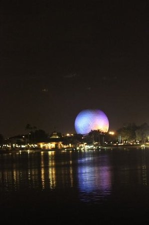 Epcot: the view from Japan