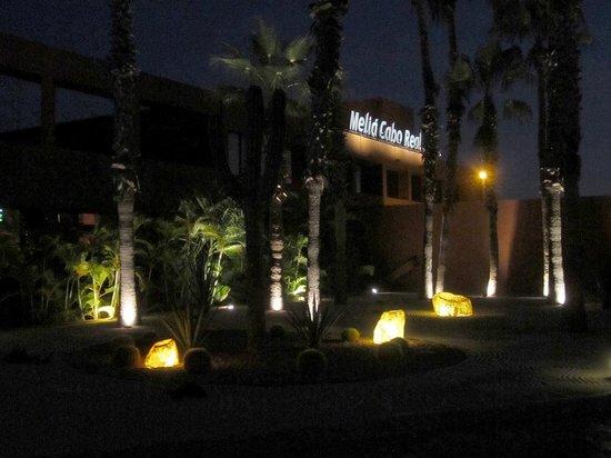 Paradisus Los Cabos: entrance 1