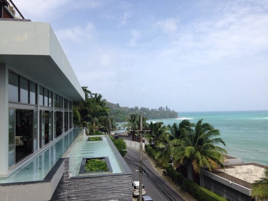 Cape Sienna Hotel & Villas : the lobby