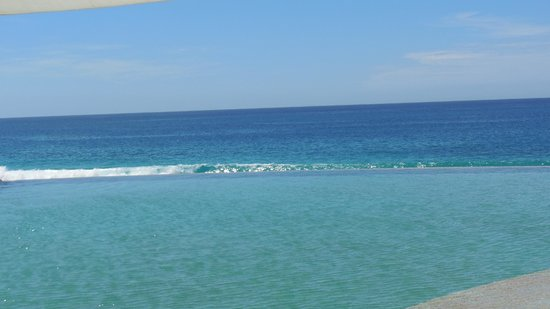 Marquis Los Cabos All-Inclusive Resort & Spa: infinity pool