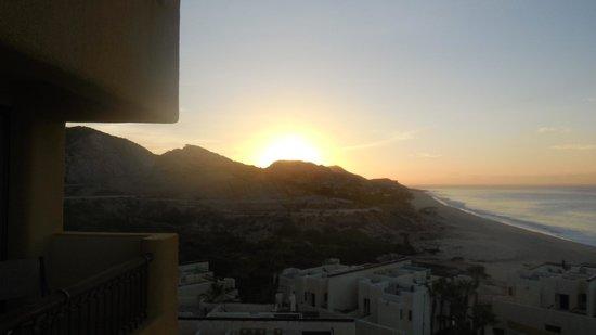 Marquis Los Cabos All-Inclusive Resort & Spa : sunrise