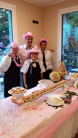 Hotel Jole : Notte rosa 2014
