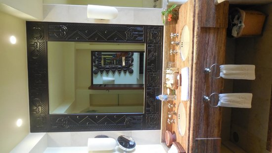 Marquis Los Cabos All-Inclusive Resort & Spa: nice bathrooms