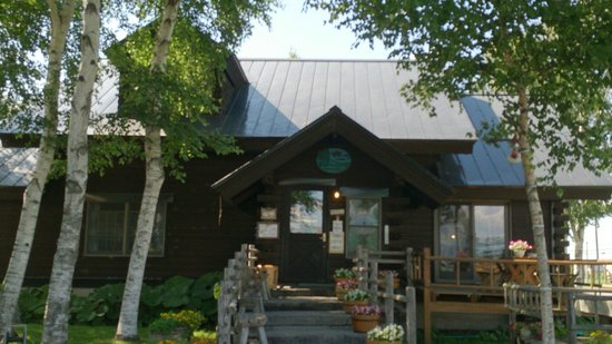 Ki no iinakama : Restaurant