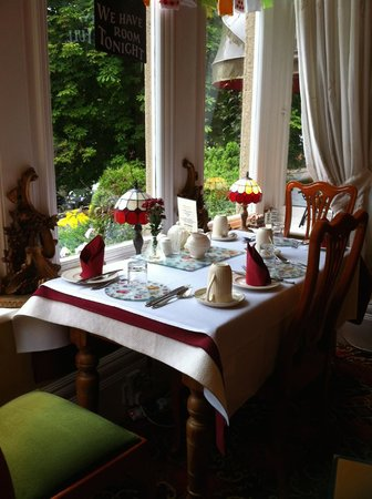 Belmont Guest House: Ah, just like home
