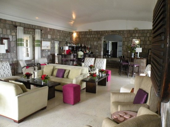 Montpelier Plantation & Beach: The Great Room...Evening reception and a place to relax