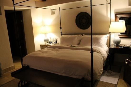 Hotel Casa San Agustin: the room