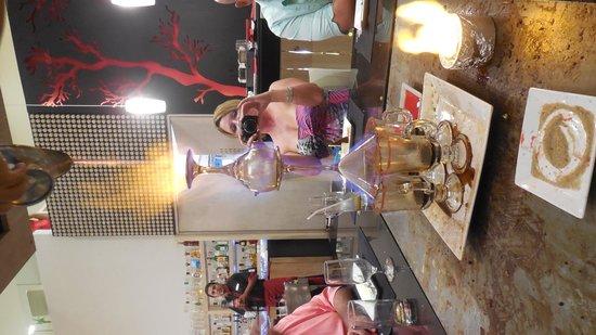 Marquis Los Cabos: Hibachi- mexican coffee