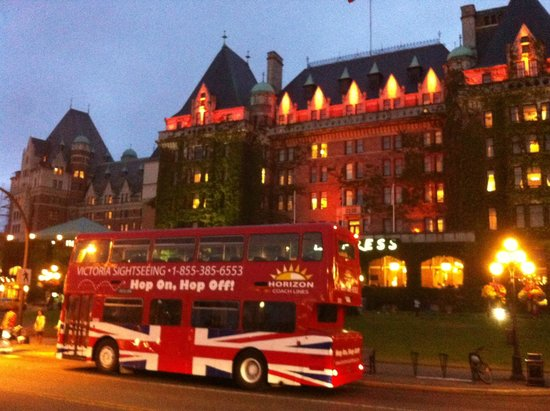 The Fairmont Empress : The Hotel