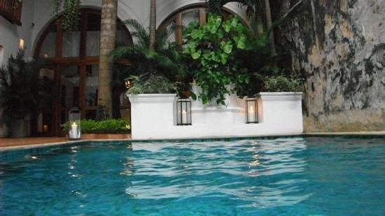 Hotel Casa San Agustin : the pool