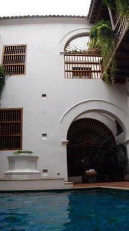 Hotel Casa San Agustin: pool area