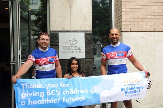 Delta Hotels by Marriott Vancouver Downtown Suites: Delta Vancouver Supports BC Children's Hospital
