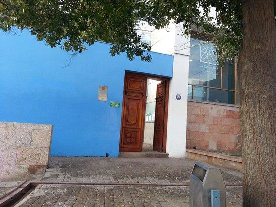 La Chascona (Haus von Pablo Neruda): Entry