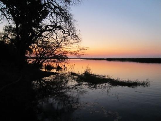 Imbabala Zambezi Safari Lodge : zambezi Sunset
