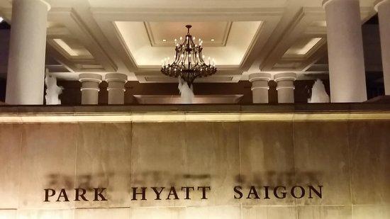 Park Hyatt Saigon: Hotel Facade