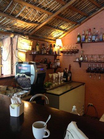 Casa Valeria Boutique Hotel: foto del bar