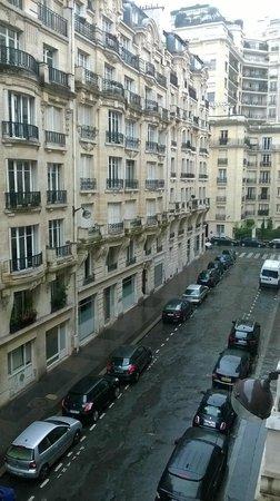 Hotel Sezz Paris : Street View