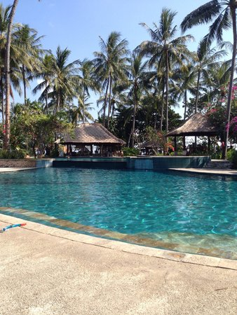 Holiday Resort Lombok : Great pool