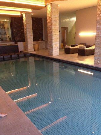 Conrad Pezula: Indoor heated pool