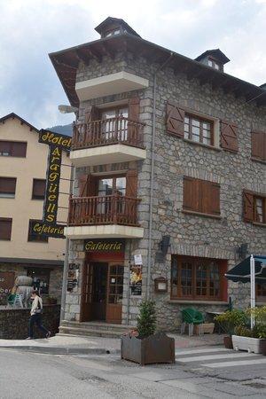 Hotel Araguells: Hotel