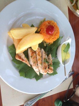 Mourella Restaurant: Mmmmmm ;-)