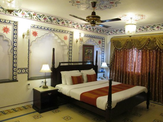 Umaid Bhawan Heritage House Hotel: Room