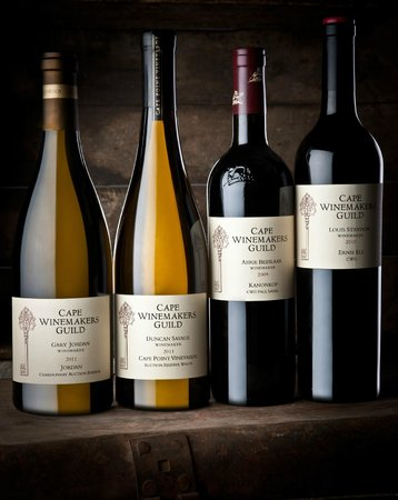 Ten Bompas: Winehouse collection of CWG Auction Wines