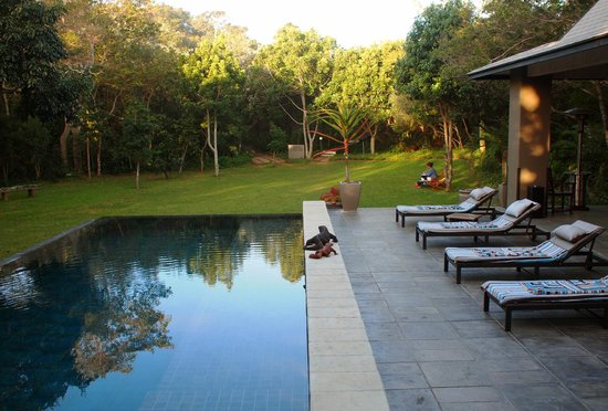Prana Lodge: Prana Pool