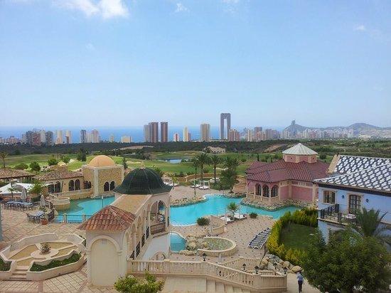 Melia Villaitana: Increíbles vistas desde la habitación