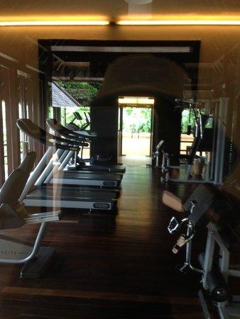 Gaya Island Resort: Gym