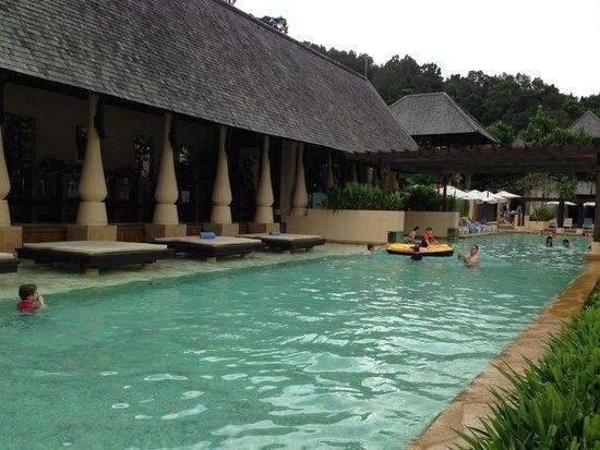 Gaya Island Resort: Pool
