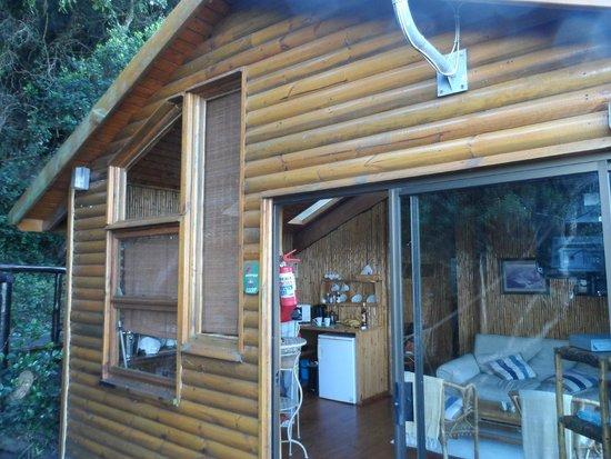 Wilderness Bushcamp: Cabin