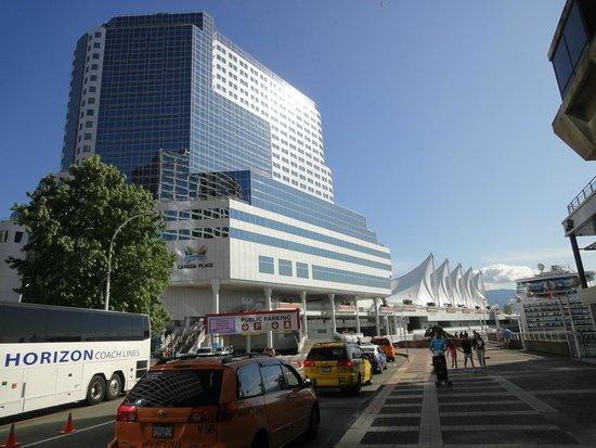 Pan Pacific Vancouver: ハーバー沿いの素晴らしいホテル