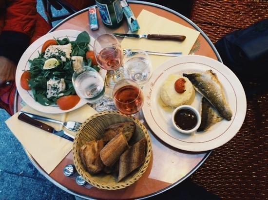 Bistrot Renaissance: diner