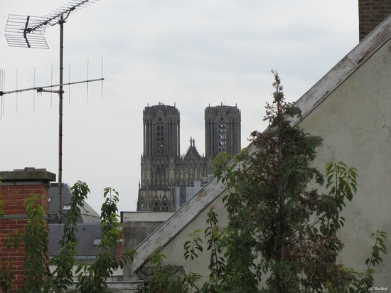 Ibis Styles Reims Centre Cathédrale : The Cathedral