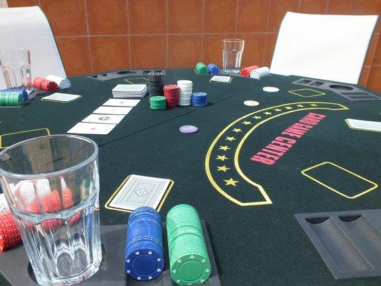 Casa Pino Solo: Fun In The Sun With Poker