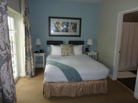 The Savoy Hotel: Chambre