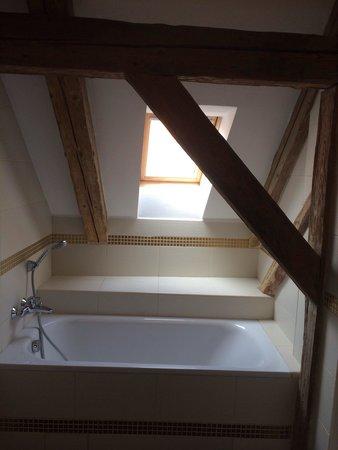 Hotel Peregrin: Bathroom No. 9