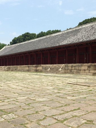 Jongmyo Shrine: 宗廟