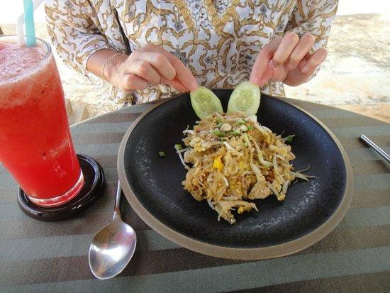 Villa Tanamera : Fried rice Pad Thai