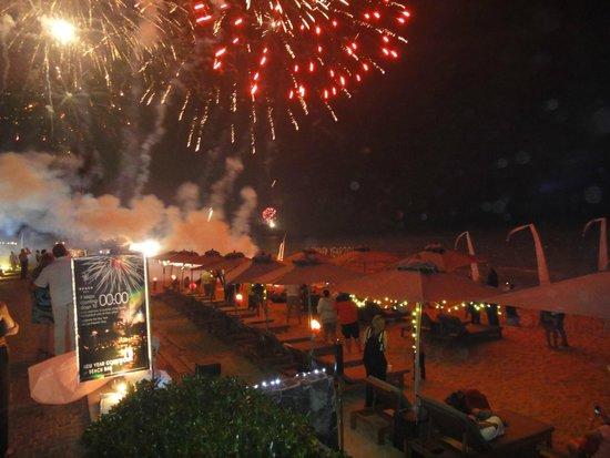 Villa Tanamera : Fireworks