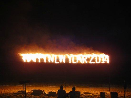 Villa Tanamera : Happy New Year 2014