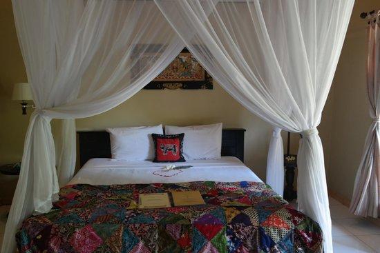 Taruna Homestay: Bed 2