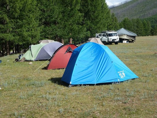 Zavkhan Trekking - Day Trips: Camp site